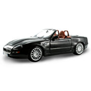 Picture of Maisto Diecast Model Car 1:18 Maisto Maserati Spyder Special Edition Black