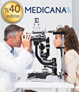 Picture of   Medicana Health Group Eye Examination %40 Discount Coupon