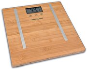 Picture of Medisana Bamboo Body Analysis Scale Function
