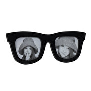 Picture of  NEKTAR Black Glasses Frame Big Size