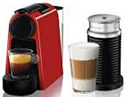 Resim  Nespresso Essenza Mini D35 Red Bundle Kahve Makinesi