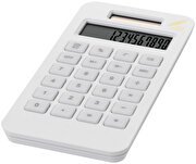 Picture of PF CONCEPT 12341803 Pocket Calculator White