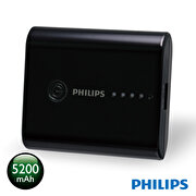 Picture of Philips DLP5202B / 97 Portable Charger-POWERBANK