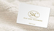 Picture of Silk and Cashmere 100 TL gift card