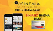 Picture of Sinemia 100 TL Dijital Gift Check