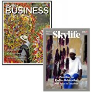 Picture of Skylife + Skylife Business 12 month magazine membership