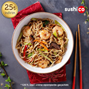 Picture of  Sushico 25 TL Discount Coupon