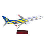 Resim  TK Collection B737/800 1/100 FB Model Uçak
