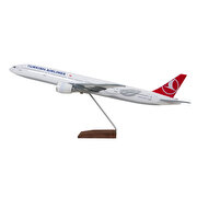 Picture of TK Collection B777 1/100 Model Uçak