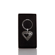 Picture of TROIKA Kr7-30 / char Heart Shaped Keychain