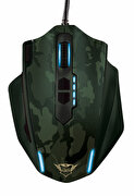 Picture of Trust GXT 155C Gaming Mouse - Yesil Kamuflaj