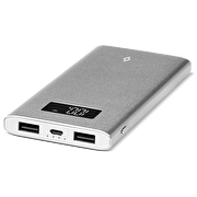 Picture of              TTec AlumiSlim LCD 10.000mAh Portable Charger-Space Gray