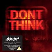 Resim  THE CHEMICAL BROTHERS - DON'T THINK' LIVE FROM JAP UMSC5099955952491