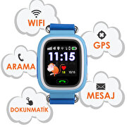 Picture of Wiky Watch 2 Smart Child Wirtwatch - Blue
