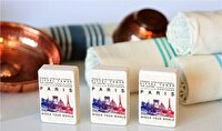 Picture of  TK Collection Love Paris Soap Set 3 Pieces