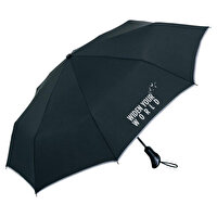Picture of  TK Collection Magic Windfighter Black Umbrella