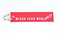 Picture of  TK Collection Remove Before Flight Cloth Keychain