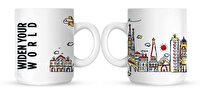 Picture of  TK Collection Spain Porcelain Mug