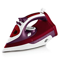 Picture of Goldmaster GM-7613K Maxipress Red Steam Iron, 2200 W
