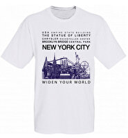 Picture of  TK Collection New York City T-Shirt Large