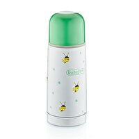 Picture of  Babyjem Green Thermos 350 Ml, Stainless Steel