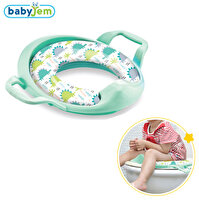 Picture of Babyjem Mega Toilet Trainer, Mint