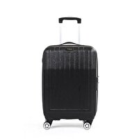 Picture of  Baggaj V303 ABS Cabin Size Suitcase - Black