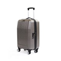 Picture of  Baggaj V303 ABS Medium Size Suitcase - Silver