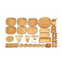 Picture of  Bambum Ikon 57 Pieces Breakfast Set