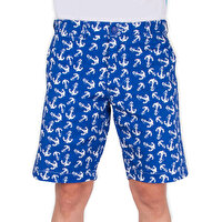Picture of BiggDesign AnemosS Anchor Men Shorts