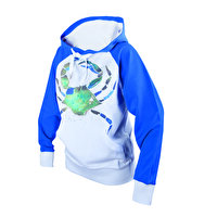 Picture of  BiggDesign AnemoSS Green Crab Men's Sweatshirt, Size: XLarge