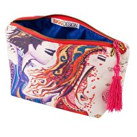 Picture of BiggDesign Love Make-up Bag by Turkish Artist