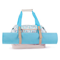 Picture of BiggYoga Chakra Sport Bag - Blue
