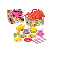 Picture of  Dede Candy & Ken House Tea Set