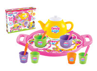 Picture of  DeDe Candy & Ken Tea Set Wıth Tray