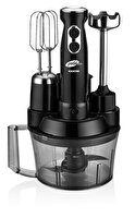Picture of Goldmaster Elena Max Black Food Processor