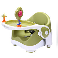 Picture of   Kraft Booster Highchair With Toys