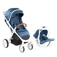 Picture of   Kraft Solid Travel System - Navy Blue