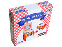 "Picture of  Matrax ""My First Kitchen Set"" Wooden"
