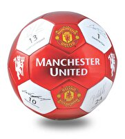 product imageManchester United White Red Futbol Topu N5