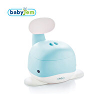 Picture of BABYJEM WHALE POTTY BLUE