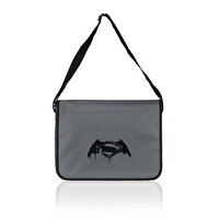 Picture of Batman v Superman Black Shoulder Bag