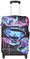 Picture of Batman v Superman Luggage Cover