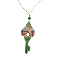 Picture of BiggDesign Anatolian Patterned Key Necklace
