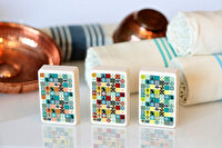 Picture of BiggDesign Anatolian Pattern,  3-Bar Soap Set