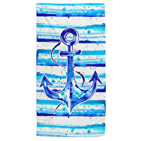 Picture of Biggdesign AnemosS Anchor Beach Towel