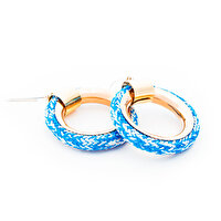 Picture of Biggdesign AnemosS Marine Earrings - Color - Blue