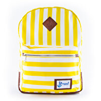 Picture of  Biggdesign AnemosS Yellow Striped Backpack