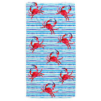 Picture of Biggdesign AnemosS Crab Beach Towel