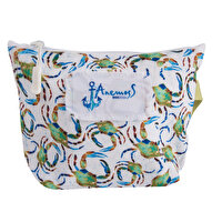 Picture of   Biggdesign AnemosS Crab Green Make-up Bag